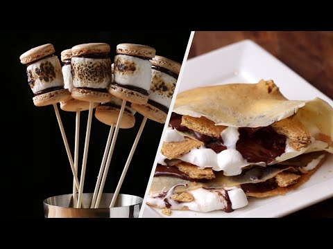 "Want Some S'mores"" ? Tasty Recipes"