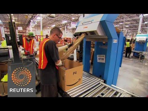 Amazon to create 100,000 U.S. jobs by 2018