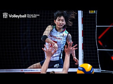 Most Brilliant Plays by Sarina Koga 古賀 紗理那 - Star of Team Japan!🇯🇵