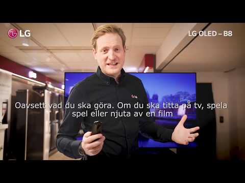 LG OLED B8 - Sverige