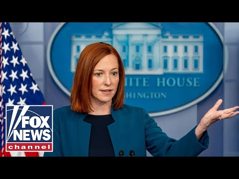 Jen Psaki holds White House press briefing | 4/22/2021