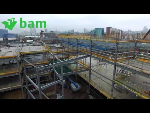 Latest drone video at Ruth Gorse Academy