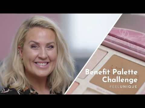 feelunique.com & Feel Unique Voucher Code video: Benefit Cheekleaders Challenge | Feelunique