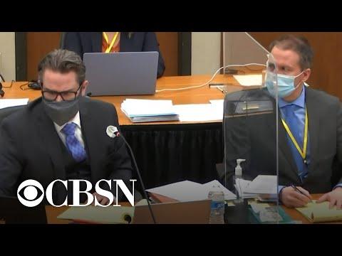 Closing arguments begin Monday in the Derek Chauvin trial