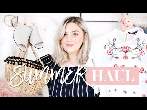 SUMMER ZARA & ASOS TRY ON HAUL! | AFFORDABLE HIGH STREET BUYS | I Covet Thee