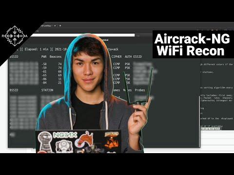 HakByte: Advanced WiFi Scanning with Airodump-ng