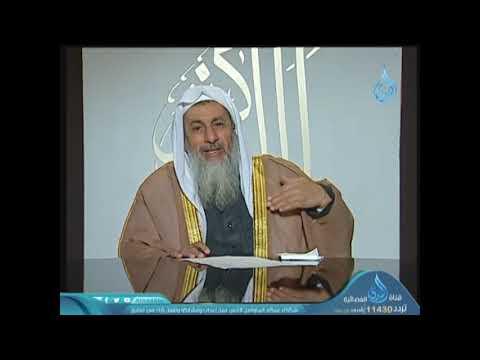هل يجوز لإمام المسجد أن يصلي في مكان مرتفع عن سائر المصلين ؟ | الشيخ مصطفى العدوي