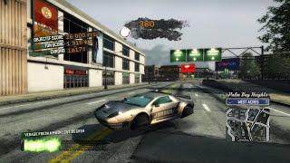 vidéo test Burnout Paradise Remastered par N-Gamz