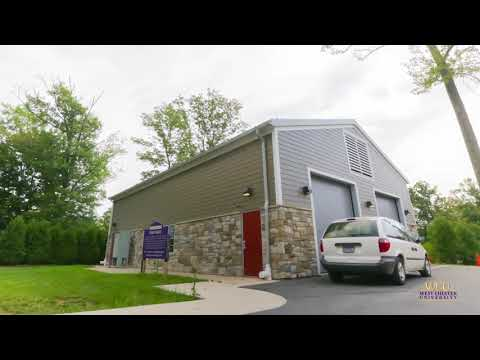 Sustainability at WCU - The Pumphouse