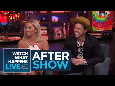 After Show: Jake Shears' Duet With Cher | WWHL