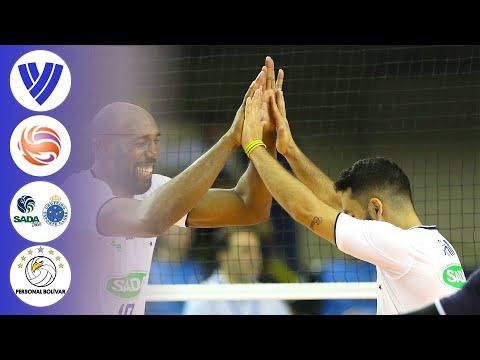 Sada Cruzeiro vs. Bolivar - FULL | Men's Volleyball Club World Championship 2016