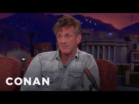 connectYoutube - Sean Penn On His Long History With Steve Bannon  - CONAN on TBS
