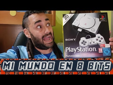 UNBOXING - SONY PLAYSTATION CLASSIC