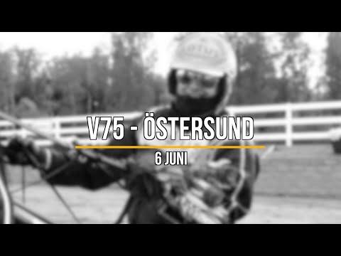 V75 Tips - Östersund 6 juni 2020