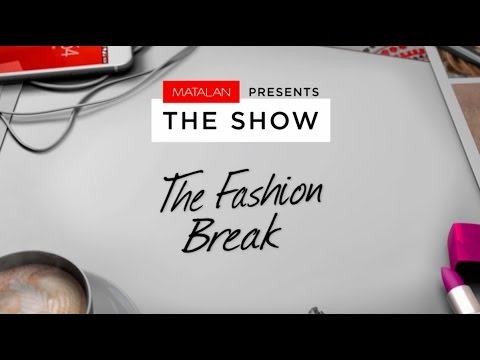 matalan.co.uk & Matalan Discount Code video: The Show: Episode 10 - The Fashion Break - Workwear with Kate Thornton and Tanya Phillipson