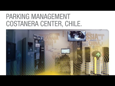Parking Management, Costanera Center Chile [Spanish]