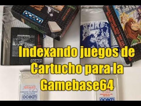 Commodore 64 Real 50Hz - Distribuidoras de Software españolas en los 80 (V)
