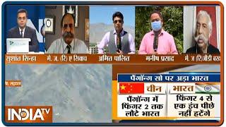 India-China Stand-Off: LAC पर 12 घंटे कमांडर्स Talk राउंड-3, कितनी बात बनी? | IndiaTV Debate - INDIATV