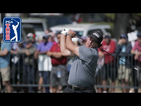How Phil Mickelson is generating more clubhead speed