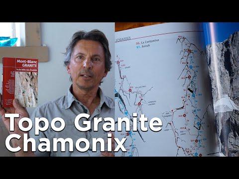 Topo Mont-Blanc Granite tome 3 JMEditions Charpoua Couvercle Le Moine Talefre Leschaux Jorasses