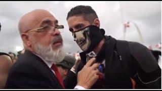 Le dieron su cocotazo a hombre que amenazó a Danilo dice Nestor Flow