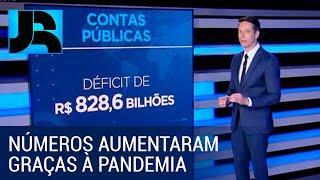 Ministério da Economia aumenta previsão de déficit para 2020