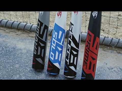 2018 Louisville Slugger BBCOR Bats
