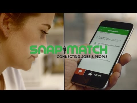 SnapMatch - Connecting Jobs & People