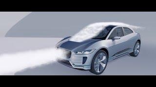 Jaguar I-PACE Concept | Dettagli di Design
