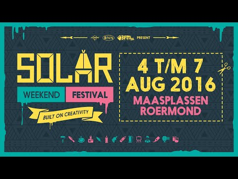 Solar Weekend 2016 - Trailer
