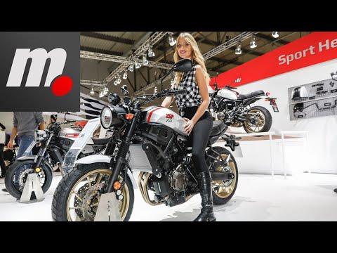 Yamaha 2019 | Salón de Milán / EICMA / Preview en español