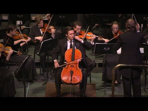 Schelomo: Hebrew Rhapsody for Cello and Orchestra—Ernest Bloch, Performed by BJU Symphony Orchestra