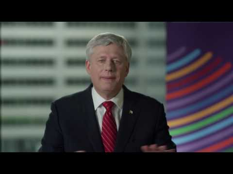 The Right Honourable Stephen Harper affiliates with Dentons (French Canadian)