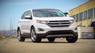 On the Road: 2015 Ford Edge Titanium