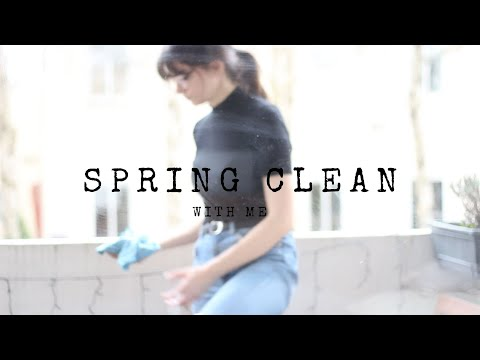 Spring Clean With Me | Whole House & Forgotten Areas