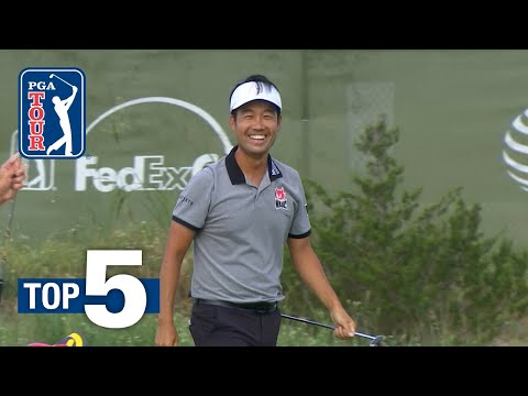 Top 5 Shots of the Week | AT&T Byron Nelson