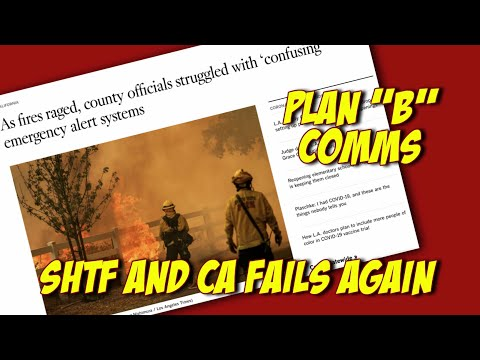 California Is Burning Again