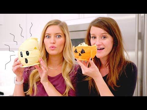 Edible Halloween Bowls!