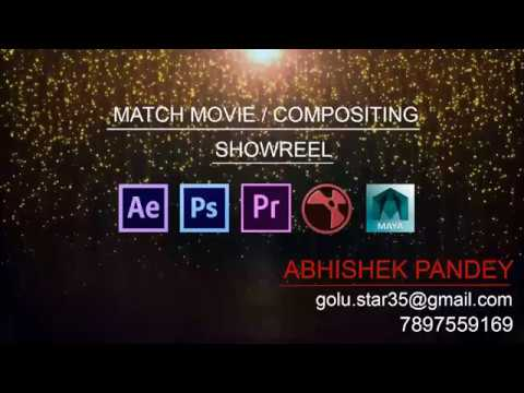 MatchMoving / Compositing Showreel