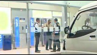 Delincuentes reducen a vigilante y asaltan agencia bancaria en La Molina