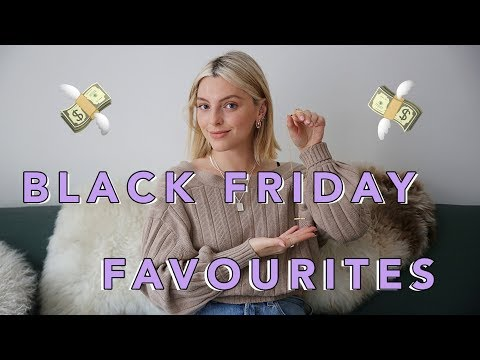 ?BLACK FRIDAY FAVOURITES + DISCOUNT CODES! ?