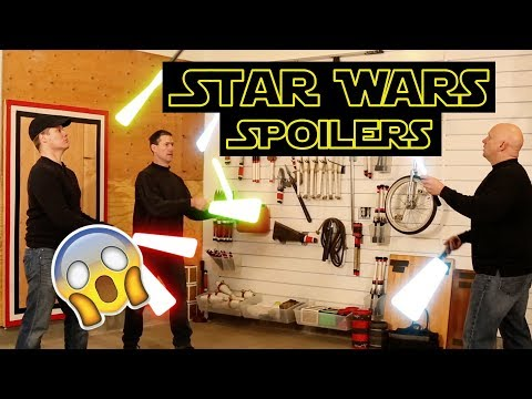 connectYoutube - Star Wars: The Last Jedi Spoilers!!! || JukinVideo