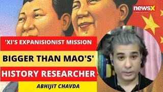 'Xi's expansionist mission way bigger than Mao's' | NewsX - NEWSXLIVE