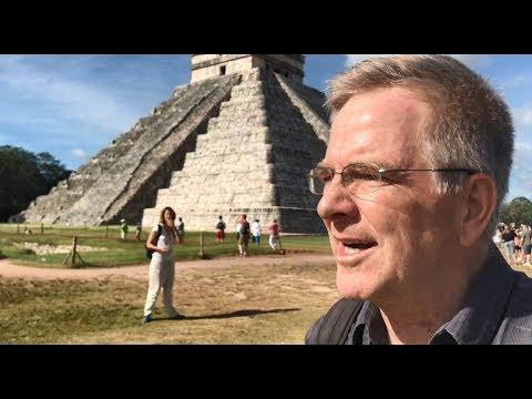 A Visit to Chichen Itza, Yucatán