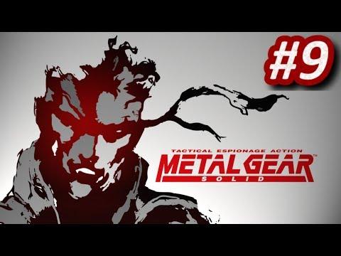 METAL GEAR SOLID (PS1) - Episodio 9: Torre de Comunicaciones || GAMEPLAY Español