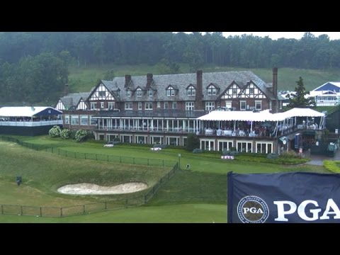Highlights | Rain-soaked Saturday at the PGA Championship
