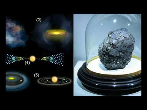 Rare Ancient Chondrite Meteorite Provides Clues to Solar Systems Birth