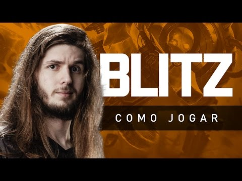 COMO JOGAR DE BLITZCRANK ( BLITZ )
