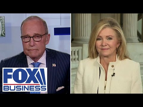 Kudlow offers to bail Marsha Blackburn out of jail if Senate imposes new mask policy