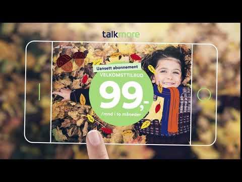 Talkmore - Billige mobilabonnement med Full Telenor-dekning